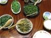 2009.05.23山菜の食卓