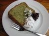 2008.05.25つんできたヨモギをつかったシフォンケーキ
