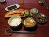 2008.12.22朝食と手作り箸置き