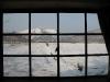 2010.04.12竜宮小屋窓からの雪の至仏山